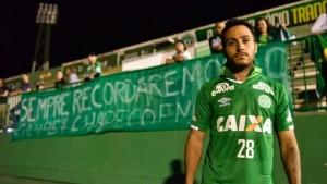 Alejandro Martinuccio en Chapecoense