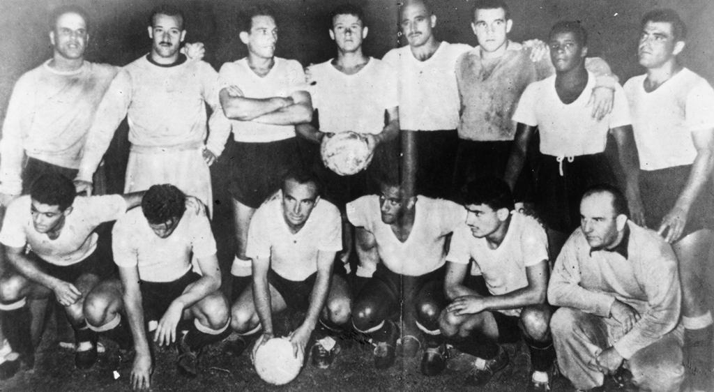 Uruguay se quedó con su primera copa tras Maracaná en 1956.