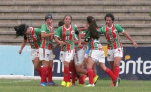 El Colón FC en la Copa Libertadores del fútbol femenino