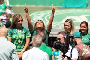 Chapecoense enfrentó a Palmeiras en el primer juego