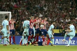 Barcelona ante Atlético de Madrid