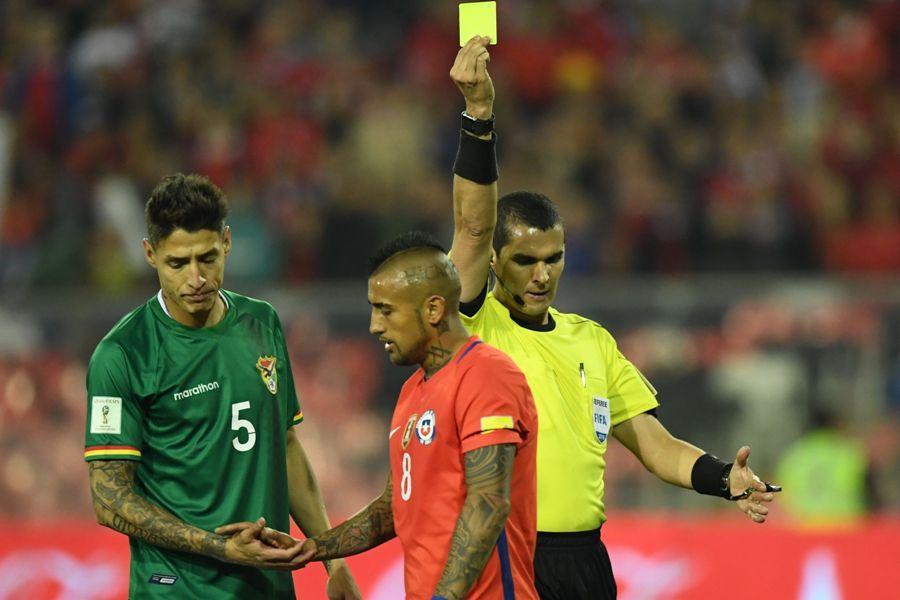 Arturo Vidal con su corte nuevo