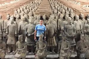 Rodrigo Amaral en China