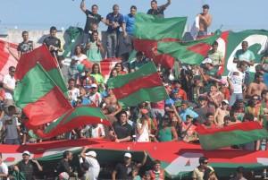 Rampla Juniors vs Cerro,Torneo Clausura,  estadio Luis Troccoli, foto Ines Guimaraens, nd 20120226, archivo El Pais