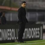Marcelo Gallardo, entrenador de River Plate. Foto: @CARPoficial