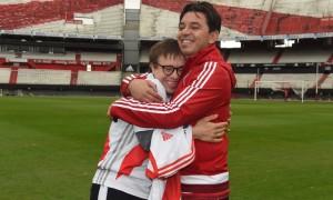 Marcelo Gallardo en River Plate