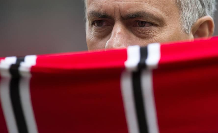 José Mourinho en Manchester United