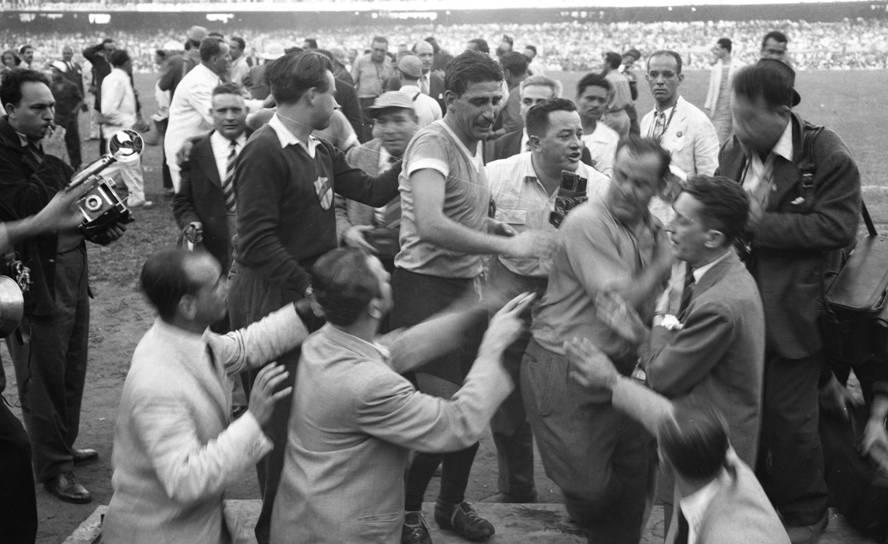 Uruguay en el Mundial de 1950
