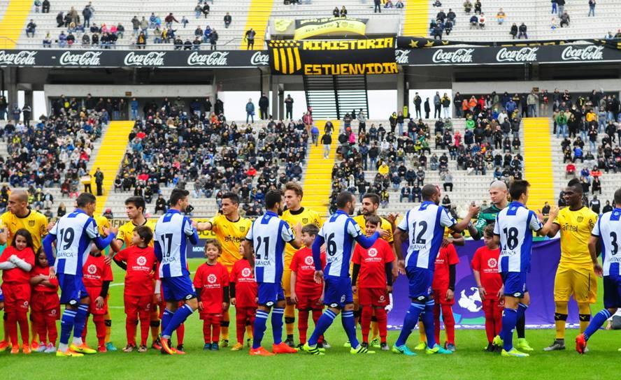 Peñarol ante Deportivo La Coruña