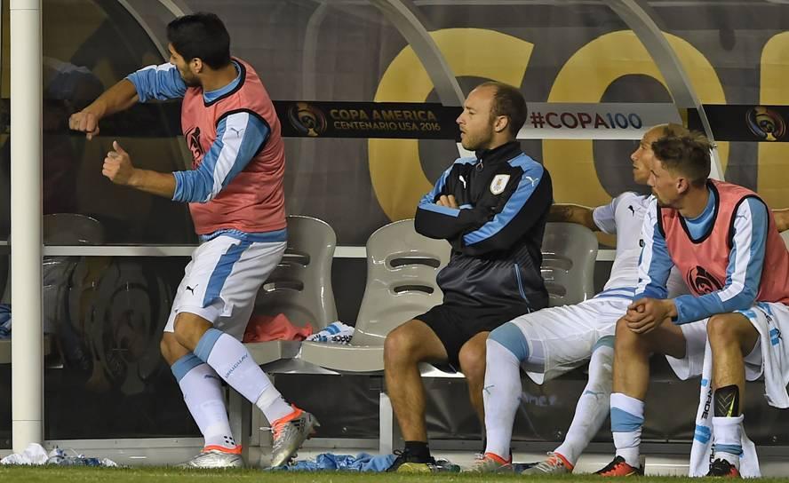 Luis Suárez ante Venezuela