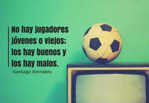 Fútbol edad