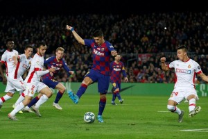 SOCCER-SPAIN-FCB-RCD/REPORT