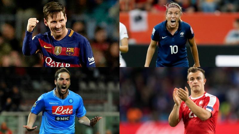 Premio mejor jugador UEFA