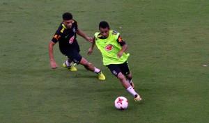 Diego Armando en Brasil