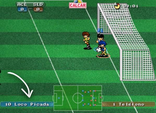 'Loco Picada' en Garra Fútbol