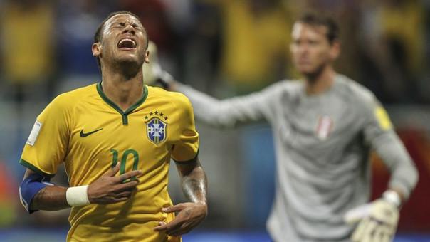 Neymar no estará en la Copa América Centenario.