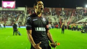 LANUS  RIVER  Libertadores 2017 MARCELO CARROLL