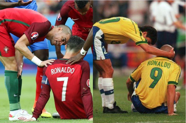 Cristiano Ronaldo y Ronaldo